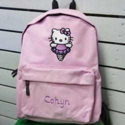Σακίδιο πλάτης Hello Kitty Ballerina