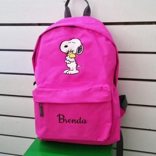 Σακίδιο πλάτης Snoopy and friend