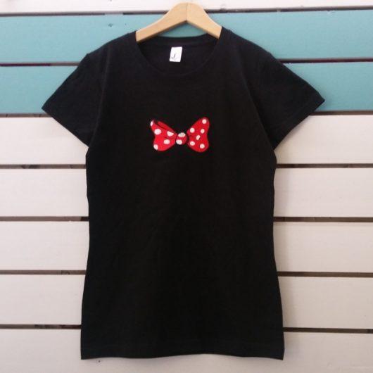 Παιδική μπλούζα Minnie Mouse bow,φιόγκος