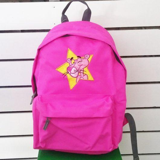 Σακίδιο πλάτης Pink Panther Ροζ Πάνθηρας