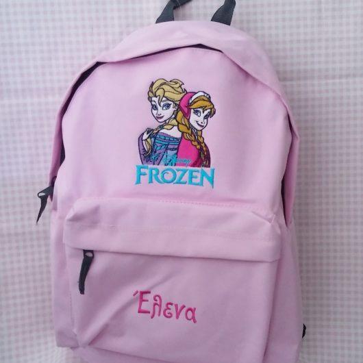 Σακίδιο πλάτης Frozen Elsa and Anna