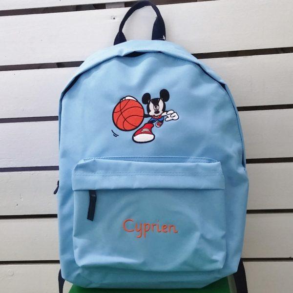 Σακίδιο πλάτης Mickey Mouse basketball