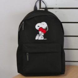 Σακίδιο πλάτης Snoopy heart