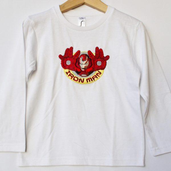 Παιδική μπλούζα Iron man