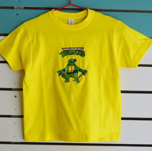 Παιδική μπλούζα Teenage Mutant Ninja Turtles Leonardo