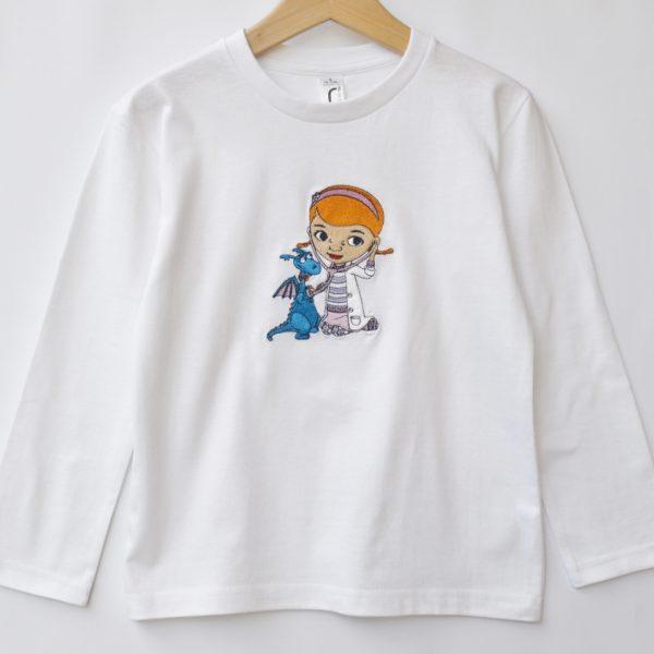 Παιδική μπλούζα Doc McStuffins
