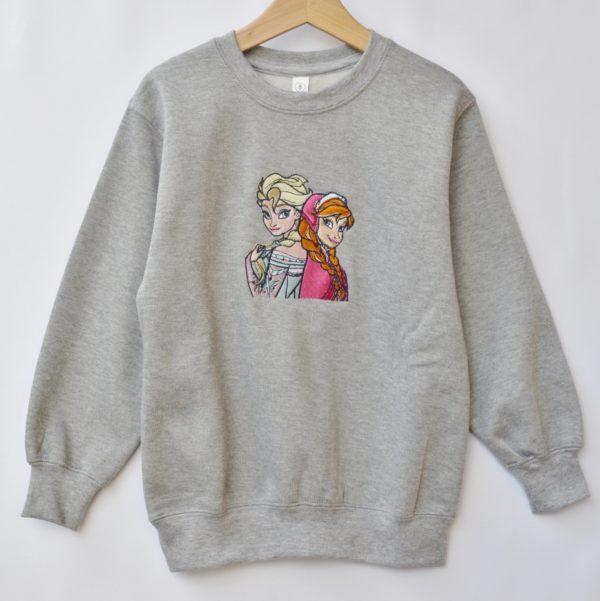 Παιδική μπλούζα Elsa και Anna Frozen