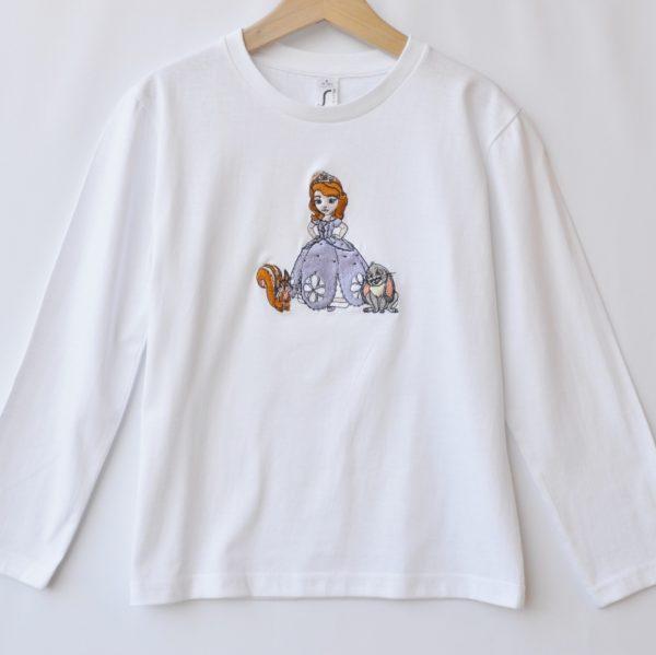 Παιδική μπλούζα Sofia the First