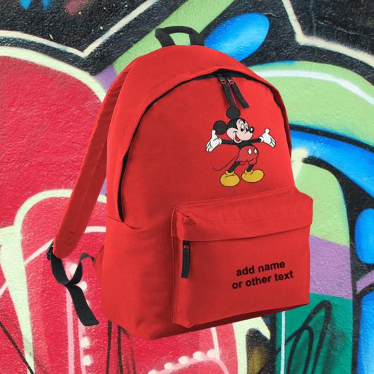 Σακίδιο πλάτης Mickey Mouse