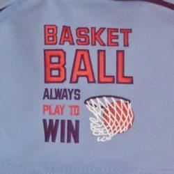 Σακίδιο πλάτης Basketball statement,quote