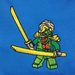 Σακίδιο πλάτης Lego Ninjago